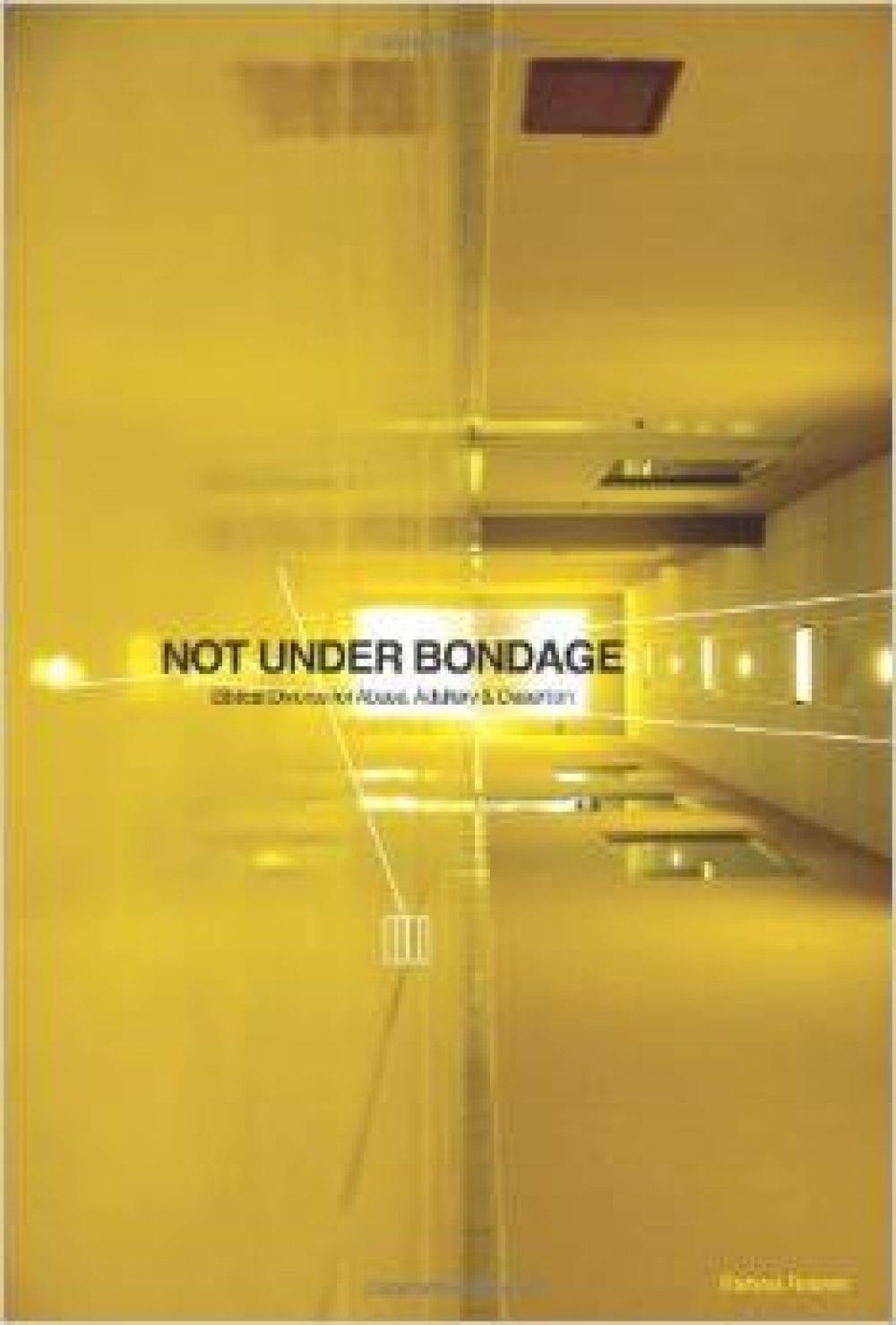 Not-Under-Bondage