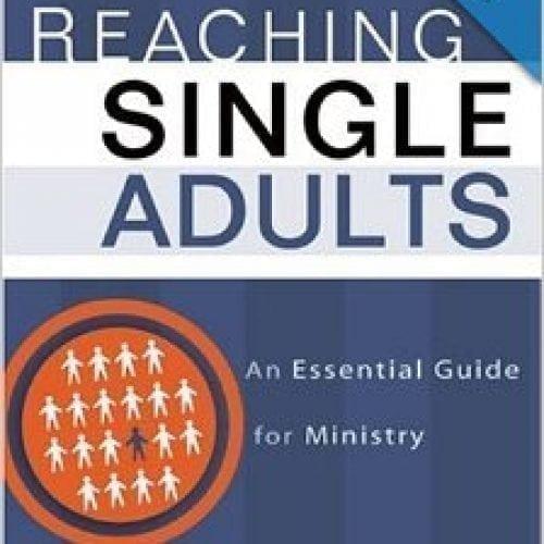 Reaching Single Adults