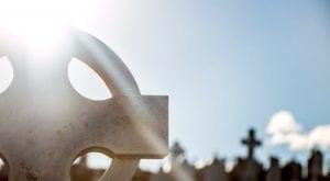 A culture that hides death hides the Gospel