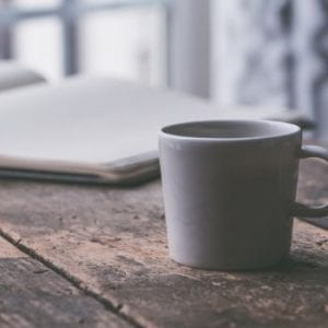 Table for One Ministries- Ministry for Singles and Leaders to Singles - Image - 350x350 - Coffee Cup
